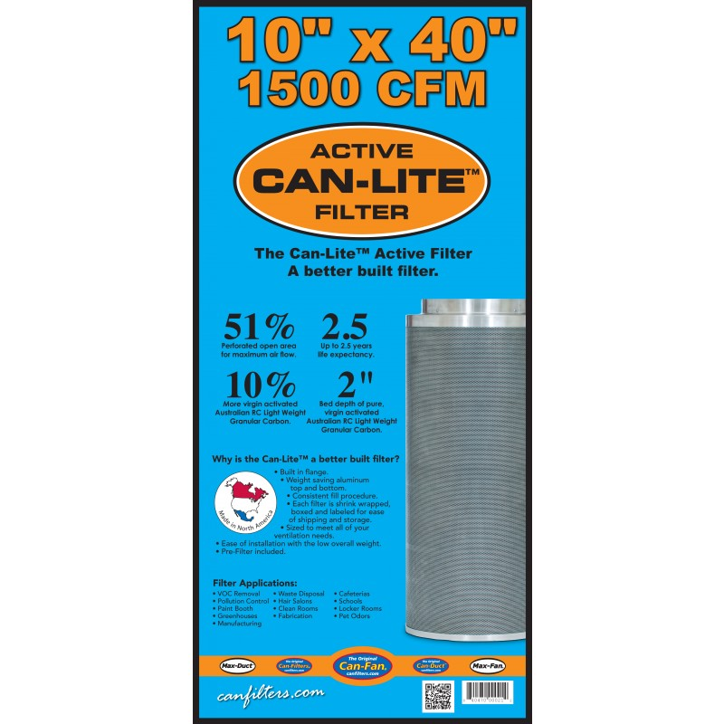 Can Lite 10 inch
