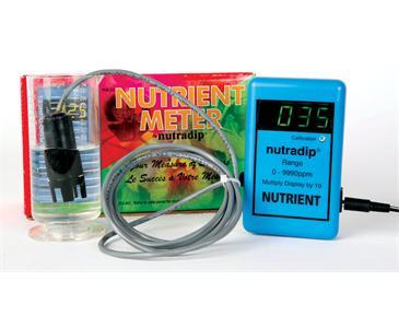 NutraDip PPM Meter