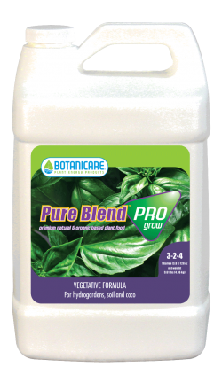 Pure Blend Pro Grow