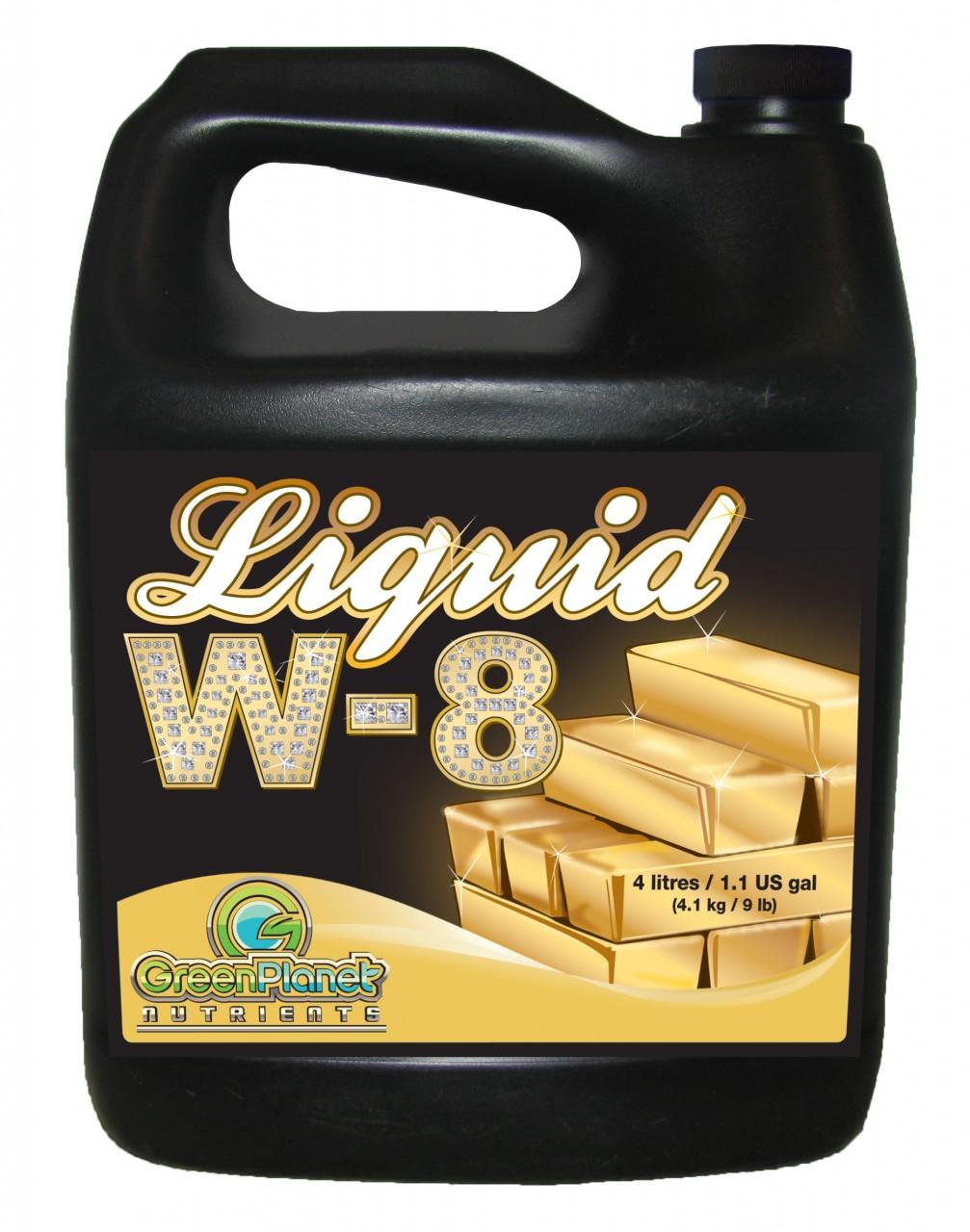 Liquid W-8