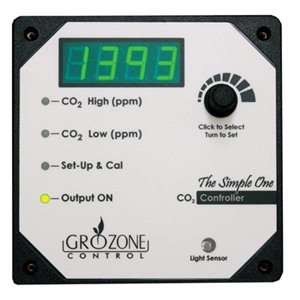 Grozone SCO2 Monitor