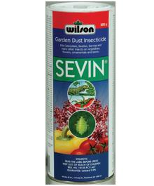 Wilson Sevin Garden Dust Insecticide