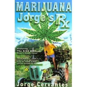 Medicinal Marijuana Jorge's RX Book