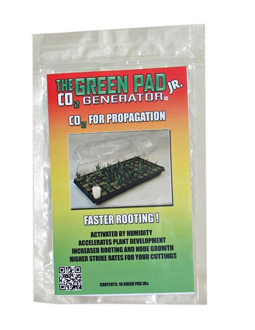Green Pad C02