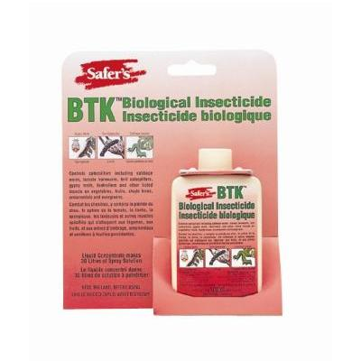 Safers BTK Biological Insecticide