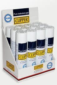 Clipper butane