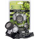 Green Hornet LED Headlamp