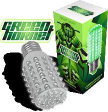 Green Hornet LED Night Light