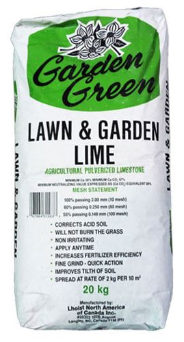 Garden green garden lime jon 39 s plant factory - What is lime used for in gardening ...