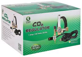 Titan Co2 Regulator