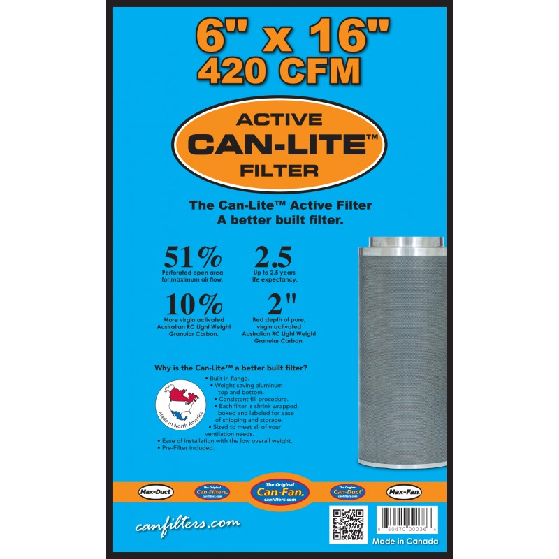 Can-Lite 6 x 16 Mini