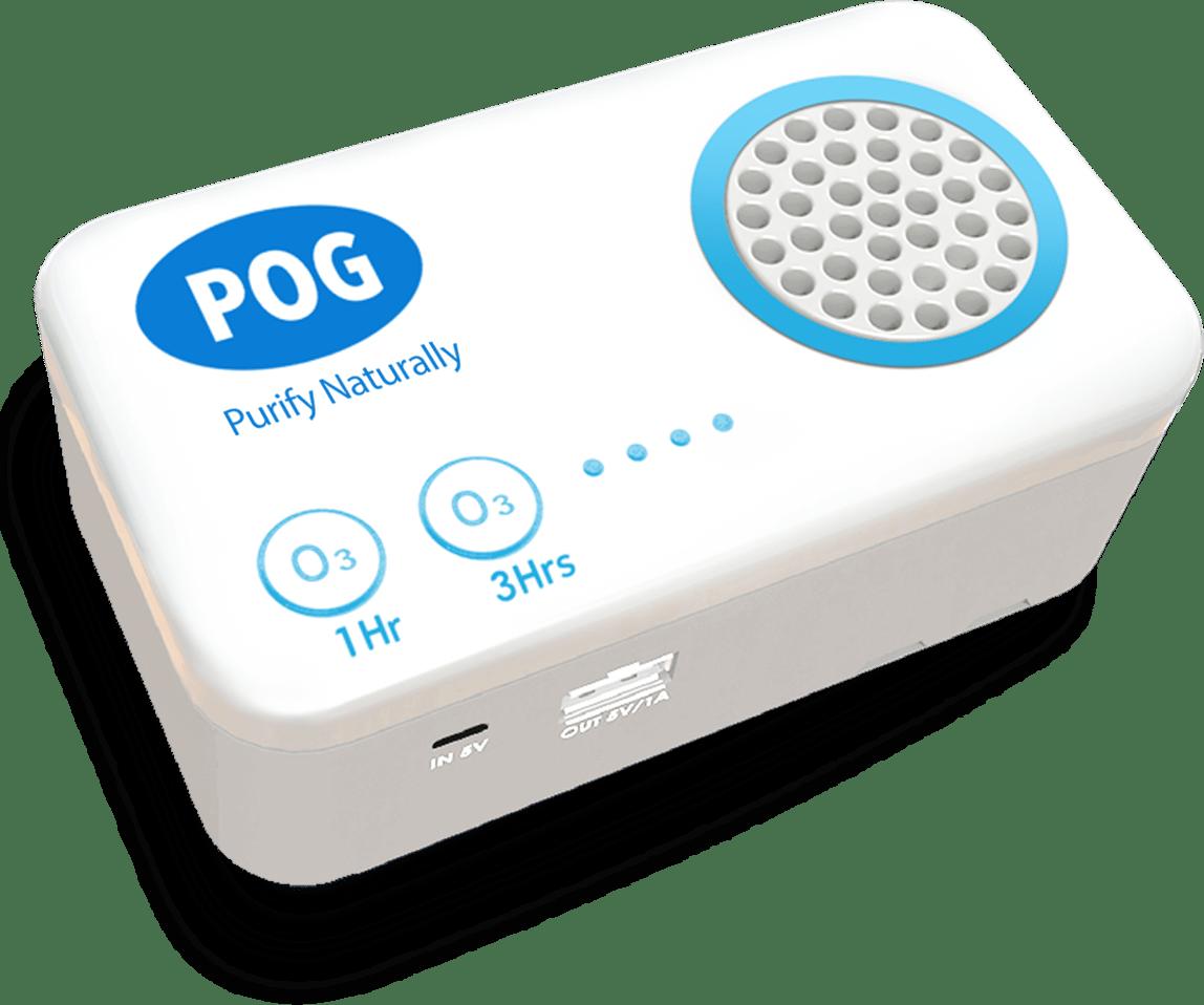 Pog Portable Odor Eliminator