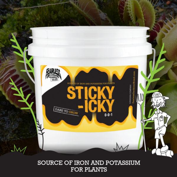 sticky icky