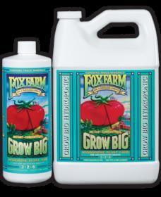 fox farm grow big hydroponic