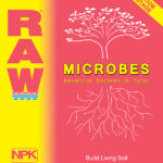 Raw Microbes Bloom Stage