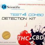THC & CBD Combo Detection Kit